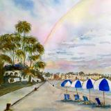 Mission Beach Rainbow